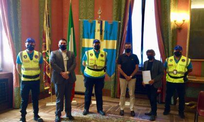 Trenta nuovi volontari a custodia di parchi e aree pubbliche