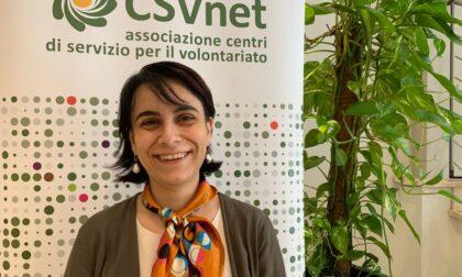 Chiara Tommasini è la prima donna presidente di CSVnet