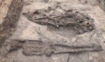 """Scoperta una """"tomba di famiglia"""" nell'arcovolo interno dell'Arena risalente al 12esimo secolo"""