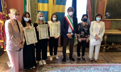 Tre ragazze hanno vinto la prima edizione delle borse di studio Stefano Bertacco