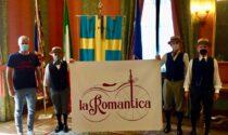 """""""La Romantica"""" torna con il corteo da Porta Vescovo a piazza Bra"""