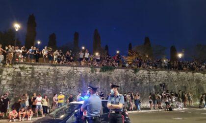 Raduno auto modificate a Peschiera del Garda: 11 persone multate