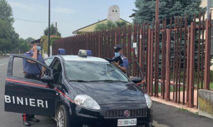 Non si ferma all'alt e sperona l'auto dei Carabinieri, inseguimento tra le vie di Bovolone