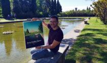 Al Parco Giardino Sigurtà arriva l'estate con fioriture, lezioni di yoga e l'artista Andrea Gnesato