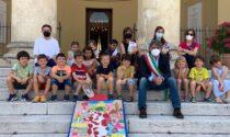 """""""La Pimpa nelle scuole"""" diventa una mostra, in municipio i lavori dei bambini"""