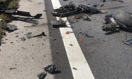 Incidente tra pullman e auto nel bresciano, traffico in tilt in autostrada A4 in direzione Verona