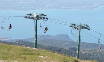 Al via i lavori per realizzare la nuova seggiovia che collega Prada al Monte Baldo