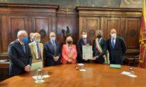 Il Ministro Dario Franceschini a Verona per la cittadinanza onoraria a Dante Alighieri