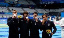 """Veneti alle Olimpiadi, storico argento nel nuoto maschile! Pellegrini in semi con """"brivido"""""""