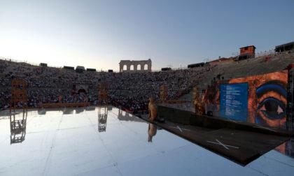 Tre opere dall'Arena di Verona in prima serata su Rai3 dal 27 luglio