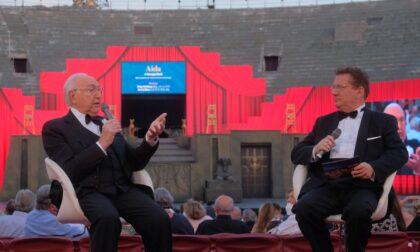 """Grande successo per il primo appuntamento de """"La grande opera all'Arena di Verona"""""""
