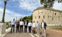 Bastione San Giorgio restituito alla città, concluso il restauro delle coperture del Rivellino