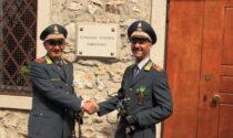 Nuovo comandante della guardia di finanza di Bardolino