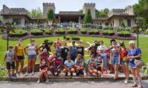 Ben 140 ragazzi delle associazioni sostenute da OTB Foundation ospiti a Gardaland