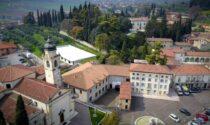 La piazza di Sona sarà riqualificata dai giovani studenti di architettura