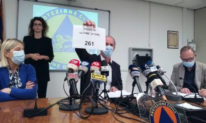 """Covid, Zaia: """"Aperti 276mila posti per il vaccino. Rischio zona gialla? No""""  +261 positivi   Dati 14 luglio 2021"""