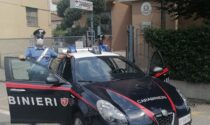 Carabinieri intervengono per sedare una lite in un'azienda agricola e vengono presi a sassate