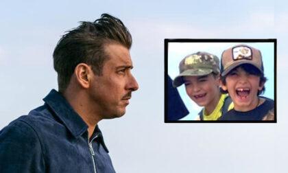 "Francesco Gabbani ha dedicato ""Immenso"" a Tommaso e Michele"