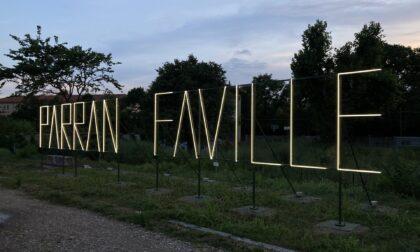 """""""Parran Faville"""", a Porta Fura l'opera di Uberti, omaggiando la città e Dante"""
