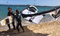 Terapia del vento in Sardegna per i ragazzi di Santa Giuliana