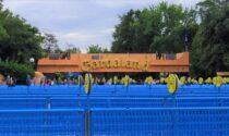 Parchi di divertimento e Green pass: dimezzate le presenze nel primo weekend (anche a Gardaland)