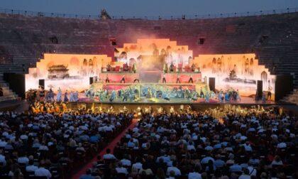 Ultima Turandot con le stelle dell'Opera al Festival dell'Arena