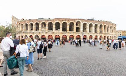 Green Pass per gli spettacoli del 98esimo Opera Festival all'Arena, attivo il servizio di verifica