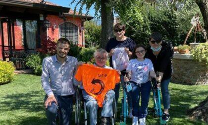 """Fidas Verona con la """"Caminar donando"""" sostiene la ricerca per l'osteogenesi imperfetta"""