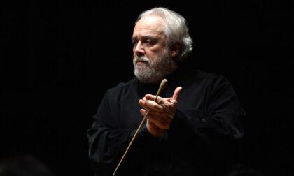 Addio al Maestro Gianluigi Gelmetti, a Verona è stato direttore ospite al Teatro Filarmonico