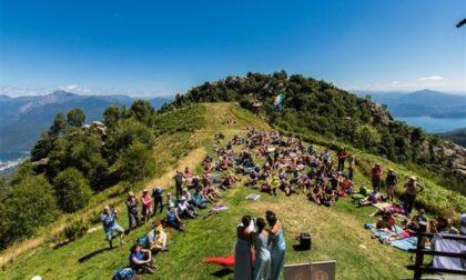 Una montagna ricca di manifestazioni