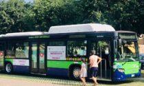 L'autobus dei tamponi sabato farà tappa al mercato di Borgo della Vittoria
