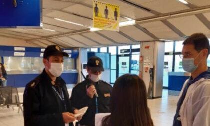 Si presenta all'aeroporto Catullo con un documento falso: 42enne nei guai