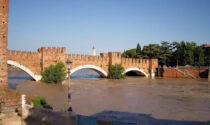 Piena dell'Adige: nessun danno a Verona, allarme rientrato