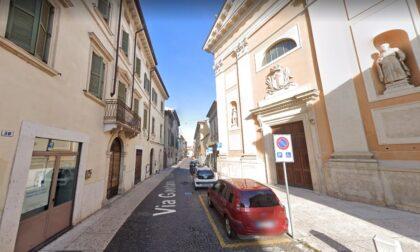 Cantieri stradali, chiude temporaneamente via Trezza
