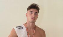 Il veronese Alessandro tra i finalisti del concorso Mister Italia 2021