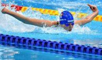 Xenia Francesca Palazzo bronzo nei 400 stile libero S8 di nuoto