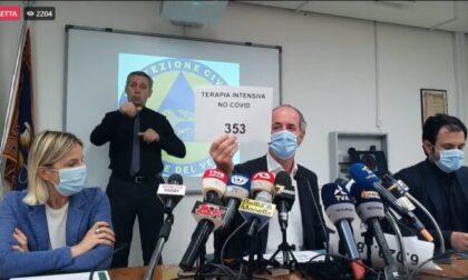 """Zaia: """"Sanitari non vaccinati, in Veneto sono ancora 17mila""""   +460 positivi Covid  Dati 2 agosto 2021"""