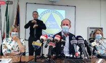 """Covid, Zaia: """"Reazioni avverse al vaccino, 38 decessi e 1200 casi gravi in Veneto""""   +847 positivi   Dati 25 agosto 2021"""