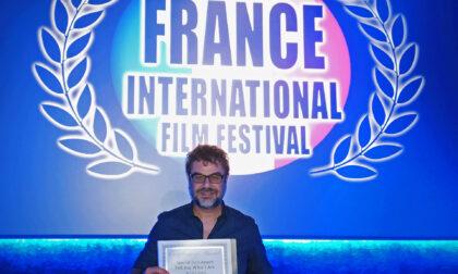 Premio Speciale della Giuria al France International Film Festival di Parigi al veronese Luca Caserta