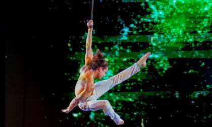 Antony Cesar ha vinto la prima edizione dell'International Salieri Circus Award