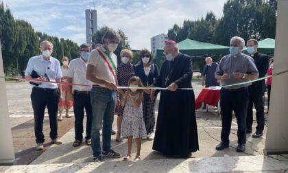 """Inaugurati nuovi spazi per l'Emporio della Solidarietà, Sboarina: """"Aiuti alle famiglie in difficoltà"""""""