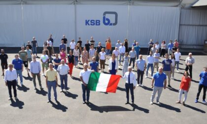 Gruppo KSB compie 150 anni: prima filiale in Europa quella italiana nel 1925