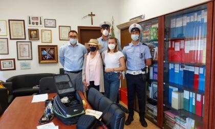 Studentessa e nonna tedesche derubate: la Polizia Locale ritrova e restituisce i loro beni