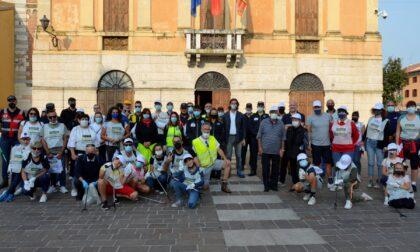 Volontari uniti per ripulire Bussolengo: raccolti oltre 500 chili di rifiuti