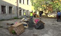 Sgomberato edificio in via Silvestrini: individuati numerosi giacigli