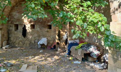 Sgomberata occupazione abusiva ai Bastioni