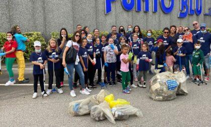 L'evento nazionale Plastic Free arriva anche a Legnago: raccolti 350 chili di rifiuti