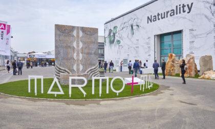 Inaugurata la 55esima edizione di Marmomac, salone internazionale di marmo, tecnologie e design