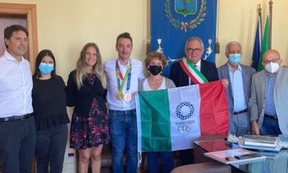Elia Viviani ora è cittadino onorario di Bovolone