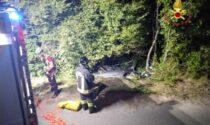 Esce di strada con l'auto, deceduto un uomo a Negrar